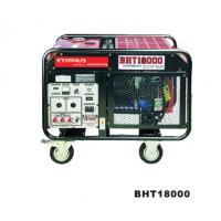 Buy cheap 50HZ Double Cylinder Small Gasoline Powered Generator KOLER product