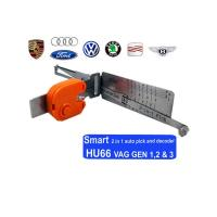 Buy cheap Smart 2 in 1 Auto Pick and Decoder HU66 VAG GEN 1,2 & 3 from wholesalers