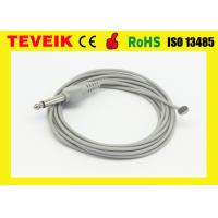 Buy cheap 6.3mm Plug Skin Temperature Probe , Rectal Temperature Probe 402 10 ft from wholesalers
