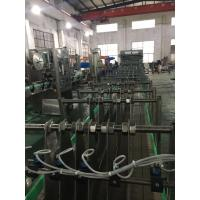 Buy cheap 20kw Glass / PET Bottle Shrink Packing Machine With Touch Screen PLC Control System from wholesalers