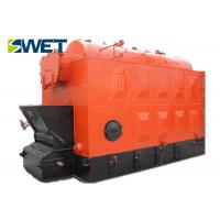 Buy cheap Heating 10T Low Pressure Steam Boiler, Reliable Straw Steam Generator Boiler from wholesalers