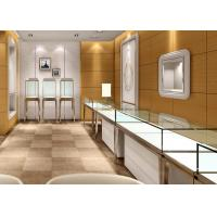 Buy cheap Jewellery Shop Display Cabinets / Store Display Cases Eco - Friendly Material product
