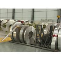 904L Cold Rolled Stainless Steel Strip For Pressure Vessel 0.3 - 3.0mm Thickness