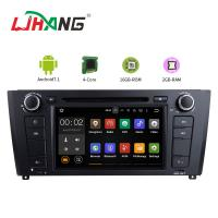 Buy cheap 7 Inch Touch Screen PX3 BMW GPS DVD Player With Multi - Language System from wholesalers