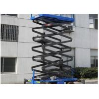 Buy cheap Small Moving Hydraulic Self Propelled Lift Platform For Street Light / Crane Lifting from wholesalers