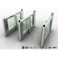 Buy cheap Luxury Speed Automated Gate Systems Bi - Direction Motorized For Card Reader product