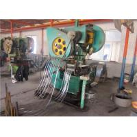 Buy cheap PLC Control 21 Strips Razor Barbed Wire Punching Machine Energy Efficient from wholesalers