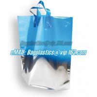 Buy cheap Christmas Tree Plast, flexi loop handle, die cut handle, block bottom, string bag, Jewelry product