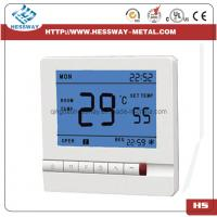 Buy cheap Dual Temperature Control 7 Day Programmable Thermostats from wholesalers