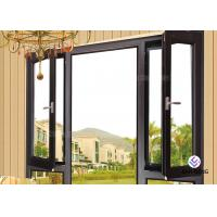 Buy cheap Aluminium Fixed And Awning Windows And Casement Doors With Stainless steel 304# Flyscreen from wholesalers