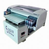 Buy cheap Screen-printing Mahine, One Piece is Accepted, No Plate Making, Low Cost product
