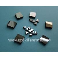 Buy cheap Insert PCBN Cutting Tool Blanks PCD Insert Turning Tools from wholesalers