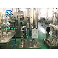Buy cheap Professional Liquid Process Equipment  Co2 Mixing Machine 2500 - 3000 L Per Hour from wholesalers
