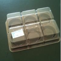 Buy cheap plastic cookies/cupcake tray from wholesalers