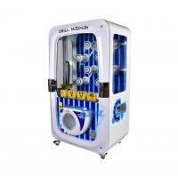 Buy cheap Single Player Toys Claw Machine , Coin Operated Crane Vending Machine from wholesalers