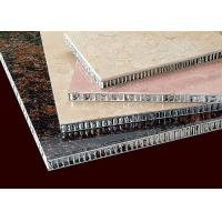 Buy cheap Composite   Aluminum Honeycomb Panels Exterior Wall Decoration Hygienic from wholesalers