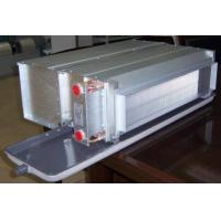 Buy cheap Horizontal Concealed Chilled Water Fan Coil Unit with return air box from wholesalers