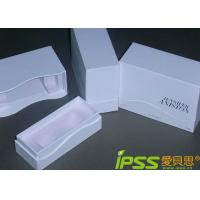 Buy cheap Cardboard Packaging Boxes , Disposable White Stamping from wholesalers