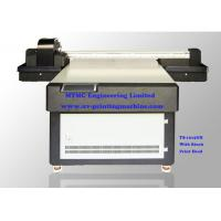 Universal 3D Flatbed UV Printer Digital Flatbed Printer High Precision