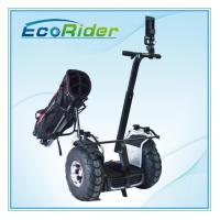 Buy cheap Standing up Segway Electric Scooter / Electric Golf Cart Scooter with Bag from wholesalers
