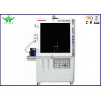 Buy cheap Laboratory NES713 Smoke Toxicity Index Test Chamber with Burning 100g Specimen from wholesalers