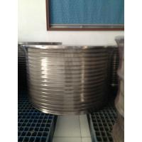 Buy cheap Wedge Wire Screen High Pressure Screen Baskets from wholesalers