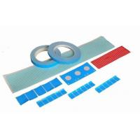 Buy cheap Waterproof Thermal Conductive Tape Blue Liner High Temperature Stability from wholesalers