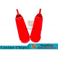 Buy cheap Baccarat Acrylic Plastic Casino Game Accessories Comfortable Poker Brand Shovel from wholesalers