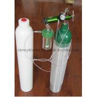 Buy cheap 5 Liter Aluminum Cylinders for Medical Oxygen Uses from wholesalers