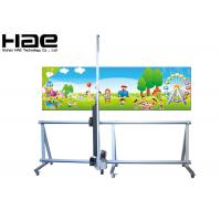 China Limitless Large Format Mural Vertical Wall Printer Direct To Inkjet Spray With Battery on sale