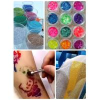 Buy cheap Cosmetic Grade Glitter Pigment Glitter Powder for Textile Printing Inks ,Paints ,Coatings from wholesalers