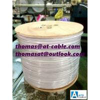 Buy cheap RG59/U Siamese cable 1000ft PVC or Plenum Long Distance Runs and easy install BC Power from wholesalers