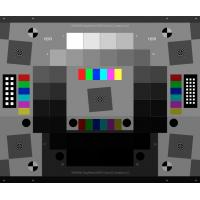Buy cheap 3nh ISO 12233:2014 standard color patterns HDTV and cinema camera esfr test charts with ISO Low Contrast standard from wholesalers