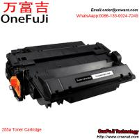 Buy cheap China supplier Compatible cartucho toner cartridge CE255A 255A 255 toner for HP Laserjet 3015 from wholesalers