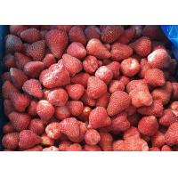 Buy cheap Fresh Frozen IQF Strawberry With Premium Quality Sweet Charlie 13 IQF Fruit from wholesalers