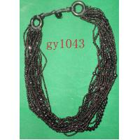 Buy cheap Handmade string preparation Necklace jewelry from wholesalers