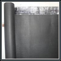Buy cheap Breathable roofing underlayment used for slope roof from wholesalers