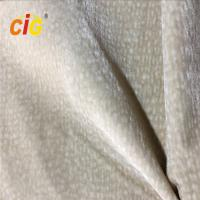 Buy cheap 100% Polyester Flocked Velvet Fabric Flocking Fabric for Sofa Covering from wholesalers