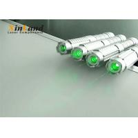 Buy cheap Teaching 520nm Green Laser Pointer /  Strong Laser Pointer Silver Switch from wholesalers