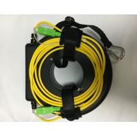 Buy cheap Mini OTDR Launch Cable Box Fiber Patch Cord Ring Drum Test G652D 200M 300M from wholesalers
