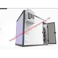 Buy cheap Mini Cold Camera With Integrated Condensing unit  Small Home Walk In Freezer For Fruit Vegetables and Meat Storage from wholesalers