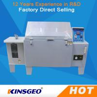 Buy cheap SO2 Gas Salt Spray Test Machine , Salt Fog Test Chamber With PID Controller from wholesalers