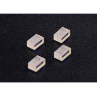 Buy cheap Magneto Optical Crystal Terbium Gallium Garnet TGG For Optical Isolator Devices product