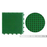 Buy cheap Plastic Home Gym Flooring / Basketball Sports Court Flooring 25x25x1.27cm from wholesalers