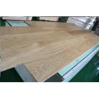 Buy cheap Premium A/B grade Russian Oak engineered wood floors with natural lacquer from wholesalers