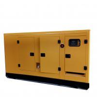 Buy cheap Cummins Engine Powered 50Hz / 60Hz 100KVA Silent Diesel Generator Standby Generator product