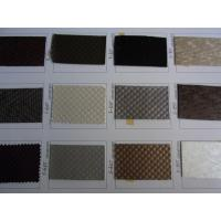 Buy cheap 2011 best  fashion PU PVC Microfiber leather from wholesalers