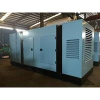 Buy cheap High Efficiency Genset Diesel Generator , Commercial Diesel Generators 1500 /1800 Speed product