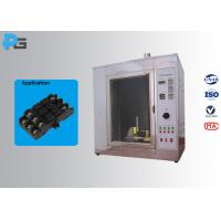 Buy cheap Glow Wire Tester Electrical Safety Test Equipment IEC60695-2-10 With Observation Window product