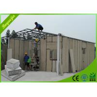 Buy cheap Thermal Insulation Light Weight Roof And Floor eps concrete prefab house from wholesalers